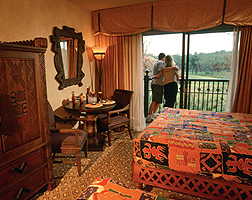 Disney Animal Kingdom 03 Room